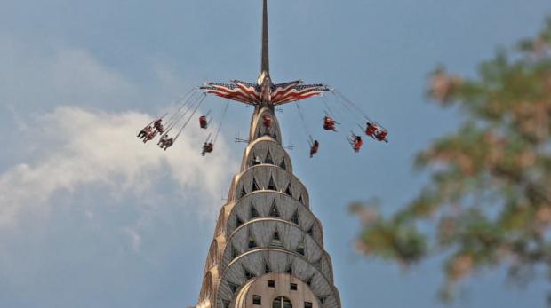 Nueva York se convierte en un parque de atracciones