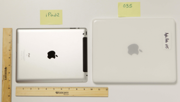 Este es el prototipo de iPad que Apple tenía hace 10 años