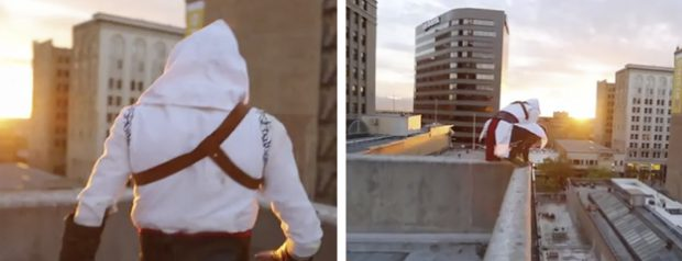 Assassin's Creed en la vida real