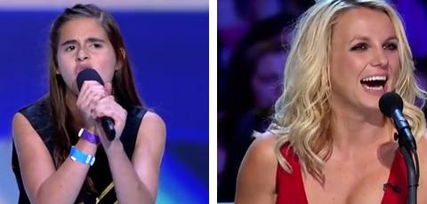 Carly Rose, una niña de 13 años, levanta a público y jurado con su actuación en X Factor USA