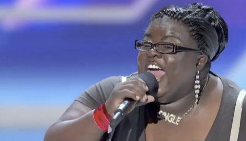 Panda Ross sorprende a público y jurado cantando ''Bring It On Home'' en X Factor USA