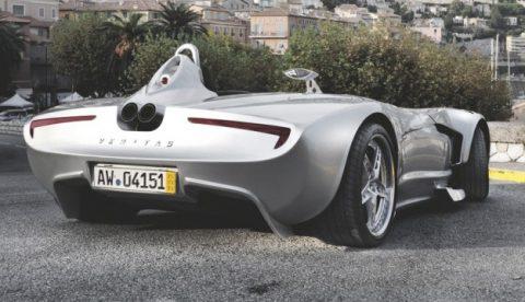 Fotografías del nuevo Veritas RS3 Roadster