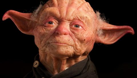 Así es como sería Yoda si fuese humano