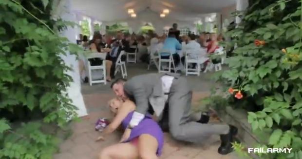 Recopilación de FAILs en bodas