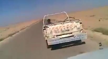 ¿La camioneta no tiene cabina?, no hay problema...
