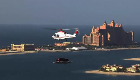 Aston Martin celebra su 100 cumpleaños en Dubai