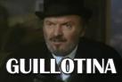 La solución es la guillotina