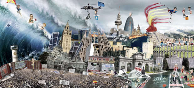 El tsunami que arrasó España