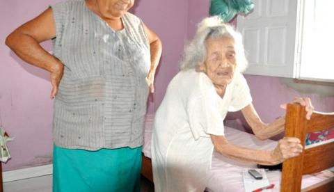 Una anciana de 116 años confiesa que jamás ha practicado sexo