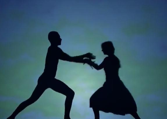 Impresionante performance de sombras en Britain's Got Talent 2013