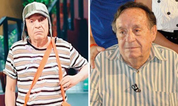 El antes y el después de los personajes de ''El Chavo del 8''