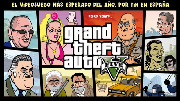 GTA V, versión española
