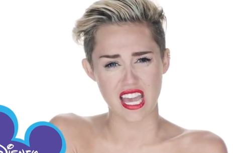 Así tendría que haber acabado el videoclip 'Wrecking Ball' de Miley Cyrus