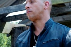 Vin Diesel cuelga imágenes de la película 'A todo gas 7' en su Facebook