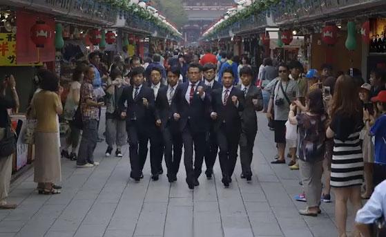 Nuevo vídeo de 'World Order' para celebrar la elección de Tokio como sede de los JJOO de 2020