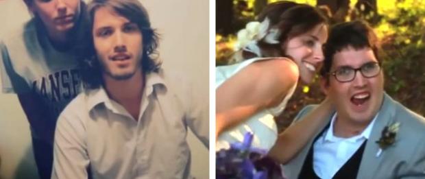 El amor incondicional de una pareja que se casa tras un desgraciado accidente