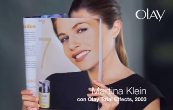 Martina Klein, diez años después