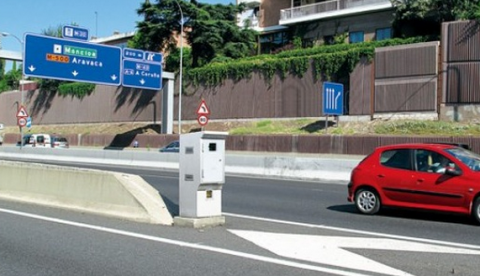 100.000 multas de tráfico podrían quedar anuladas por...