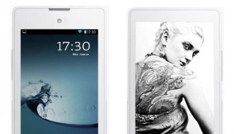 YotaPhone, el teléfono de dos pantallas