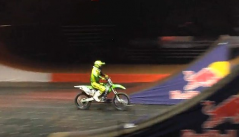 Terrible accidente de Bruce Cook en el Nitro Circus