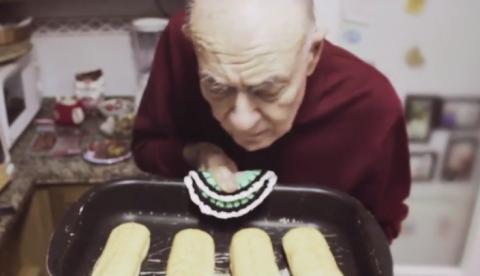 ¡Qué tiemblen los pasteleros profesionales!: El spot más dulce sobre el Parkinson