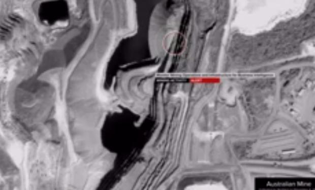 Primer vídeo en alta definición y alta resolución tomado a la Tierra desde el Espacio por un satélite comercial