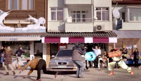 Una aseguradora turca te indemniza si Ryu u otro personaje de Street Fighter destroza tu coche