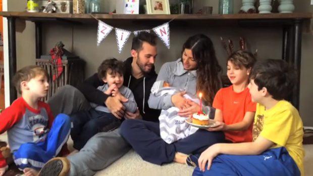 Los 10 maravillosos días de vida de Zion Isaiah Blick, un bebé que nació con el Síndrome de Edwards