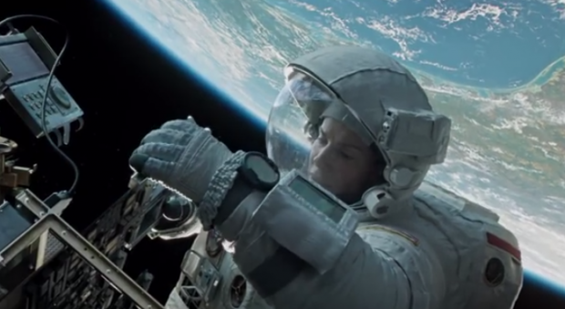 Así se hicieron los efectos visuales de Gravity