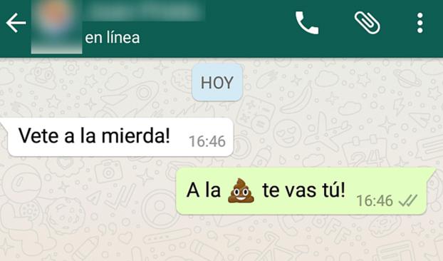 Una jueza de Granada condena a un hombre a cinco días de arresto domiciliario por mandar a la mierda a su pareja por WhatsApp