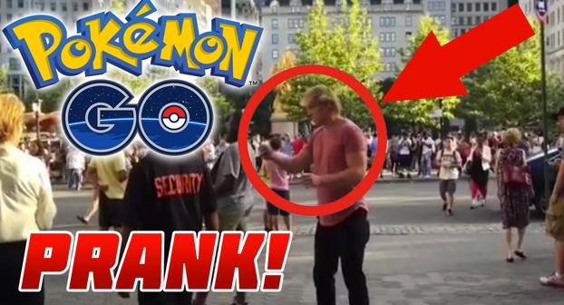 Trollazo: Esto es lo que pasó cuando anunció el hallazgo de un raro Pokémon en Central Park