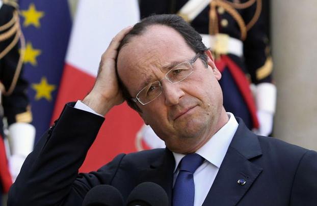 El peluquero personal de François Hollande gana 9.895 euros al mes