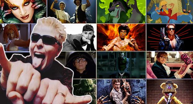 Una genialidad: ''Pretty Fly'' de The Offspring interpretada por 230 películas