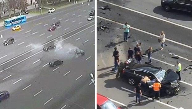 El chófer preferido de Vladimir Putin muere en un accidente de coche (Vídeo)