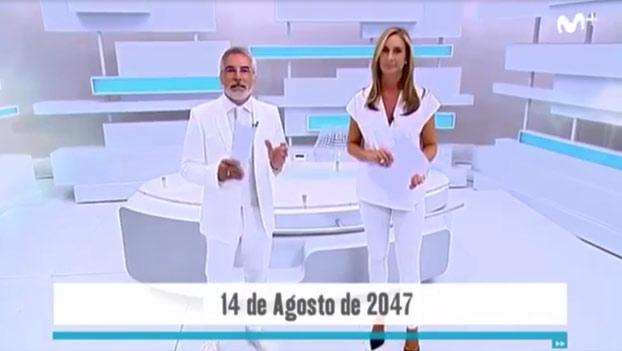 Un vídeo desde el futuro: España en el 2047