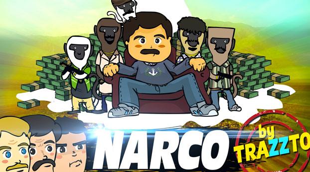 NARCO: Remix de 'Narcos' de Netflix con otra serie que también nos hizo sufrir