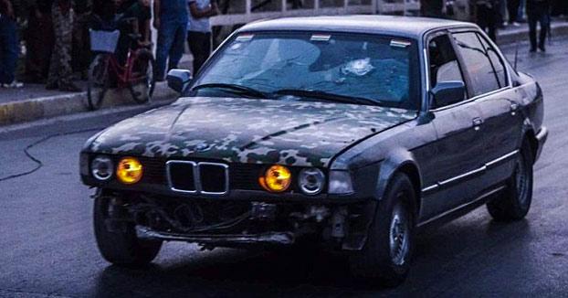 Rescata a 70 personas con su BMW Serie 7 blindado de un ataque del Estado Islámico