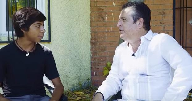 Entrevista a Francisco, al mejor vendedor de empanadas del mundo