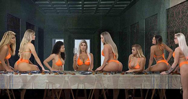 Polémica en Brasil por una foto de las candidatas a Miss Bum Bum 2016