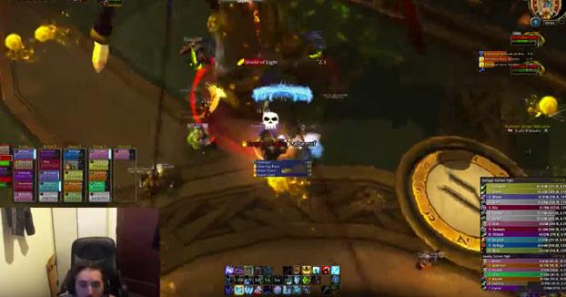 Estaba jugando en vivo al World of Warcraft cuando le sorprendió el terremoto de Nueva Zelanda (Vídeo)
