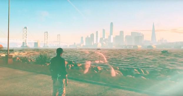 Cuando estás jugando a Watch Dogs 2 y las vistas te suenan