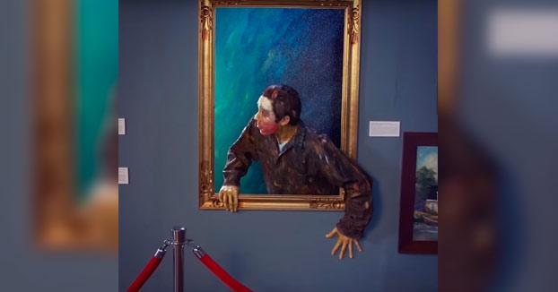 Cuando te enamoras de una pintura