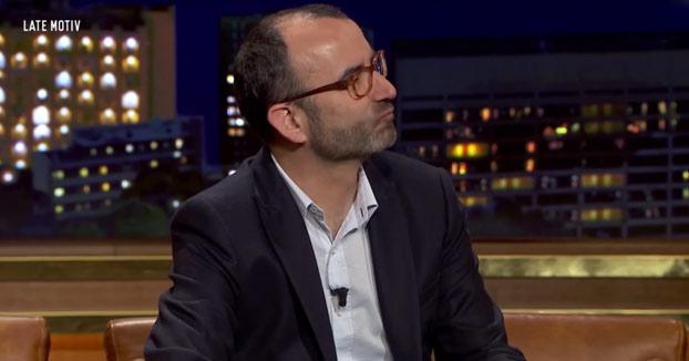 Buenafuente deja en evidencia al invitado que le mandó la entrevista hecha (Vídeo)
