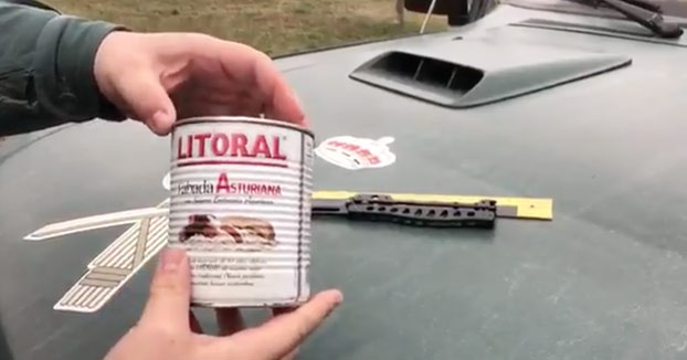 La Guardia Civil nos enseña cómo preparar una buena fabada (Vídeo)