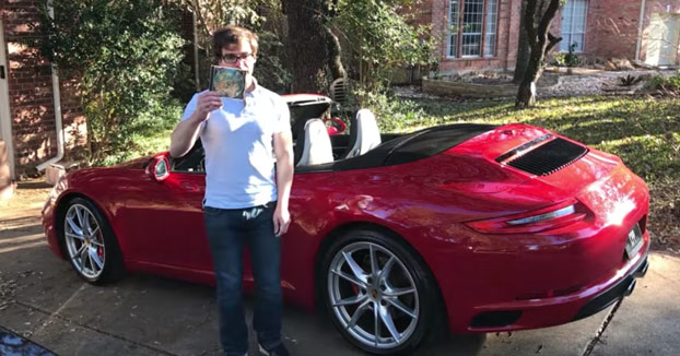 Cómo jugar al Doom en un Porsche 911