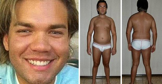 Con todos ustedes, Rodrigo Alves, el hombre que lleva más de 50 operaciones para ser Ken