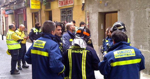 Un hombre acude a un hospital con el pene atrapado en un aro y tienen que intervenir los bomberos