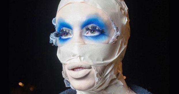Vinny Ohh, el joven que pasó por 100 cirugías para convertirse en un ''alienígena asexual''