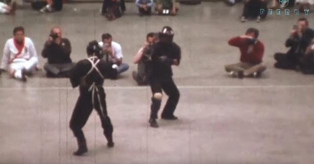 Sin piedad: Publican la única grabación de una pelea real de Bruce Lee