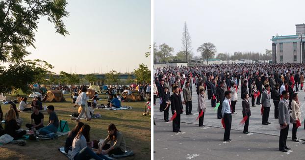 La vida en Corea del Norte y en Corea del Sur: Mi comparación visual tras visitar ambos países